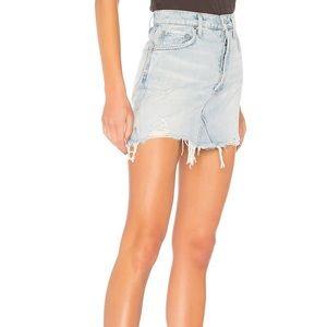 Agolde Skirts - Agolde Quinn High Rise Skirt